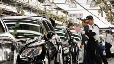 Report Predicts Shift To Electric Cars, New Manufacturing Centres