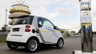 All-Electric smart fortwo ed Coming To Australia