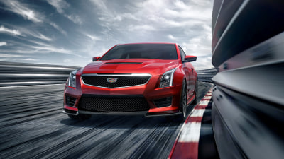 Cadillac ATS-V Coupe first drive review