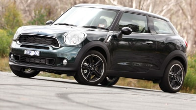 2013 MINI Paceman Launch Review