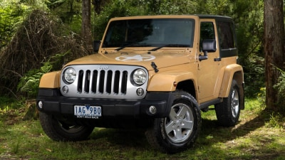 Jeep Wrangler Freedom: Limited Edition Model Returns For 2015