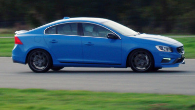 2014 Volvo S60 Polestar Review: A Day At The Track