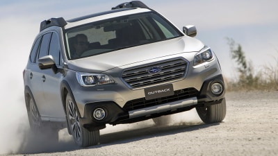 2015 Subaru Outback Review: A Better All-Rounder
