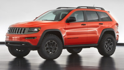 Jeep Reveals Six New Concepts Ahead Of Annual Moab Safari