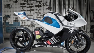 Rovska EV Motorcycle Merges Superbike Style With EV Thrift