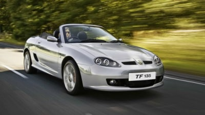 New MG Sports Car On The Way – But Electric Cars Are Out