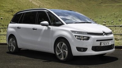 Citroen C4 Grand Picasso, Kia Pro_Cee'd GT Win Good Design Awards