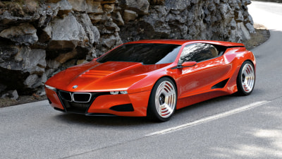 BMW And McLaren To Team Up For M1 Successor