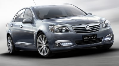 IT'S HERE: 2013 Holden VF Commodore Unveiled In Melbourne