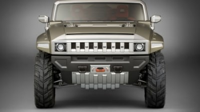 Hummer Expects Alternative-Fuel Model To Surface Within 5 Years