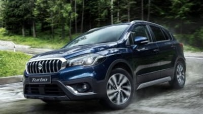 2017 Suzuki S-Cross prices revealed