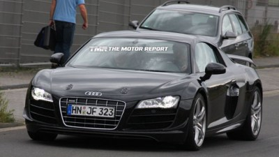 Audi R8 'Sport' Variant In The Works: Report And Spy Photos
