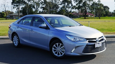 2015 Toyota Camry Altise Hybrid Review: A Smart Alternative To Diesel Mid-Sizers