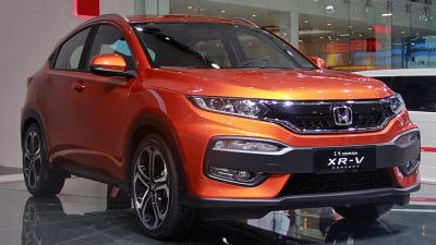 2015 Honda XR-V Revealed For China
