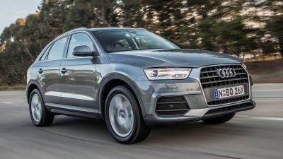 Audi Q3: 2015 Price And Features For Updated Compact SUV Range
