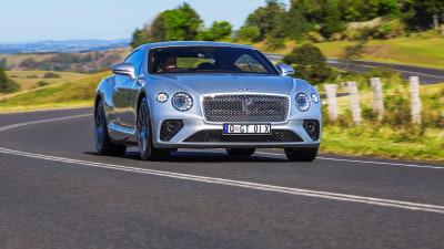 Bentley Continental GT 2018 review