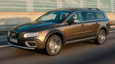 2013 Volvo XC70 Picks Up New Engine, More Features For Australia
