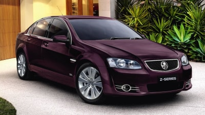 Holden Commodore Z-Series Special-Edition Range On Sale In Australia
