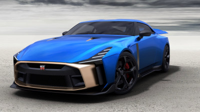 Nissan ItalDesign GTR-50 confirmed for production