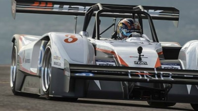 Electric Car Breaks Through For First Pikes Peak Win, Driven By Rhys Millen