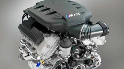 BMW M3 V8 internal combustion video