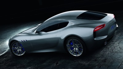 Maserati To Become Fiat Chrysler's Electrification Leader