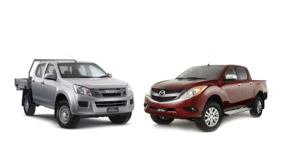 Next-Generation Mazda BT-50 and Isuzu D-Max To Share Underpinnings In New Joint Venture