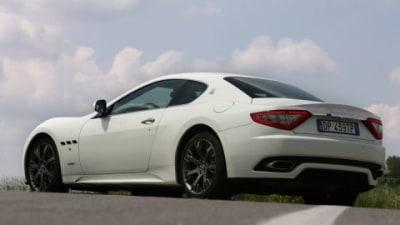 Maserati Planning GranTurismo GT S, All-New Convertible