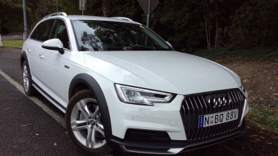 2016 Audi A4 Allroad Quattro REVIEW | Few Better For Getting To The Snow In Sporting Style