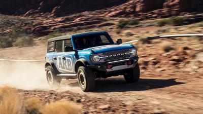 ARB 4X4 Accessories headlines Ford Bronco accessories range