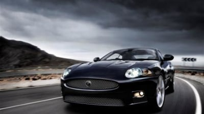 Jaguar XKR Portfolio limited edition