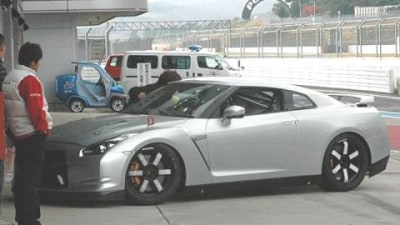 2008 Nissan GT-R Group N and Spec V news