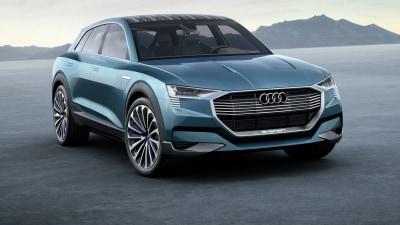 Audi e-Tron Quattro EV SUV Order Book Now Open – In Norway