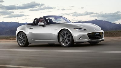 Mid-life update for Mazda MX-5