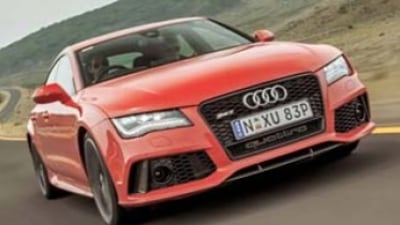 Audi RS7 Sportback new car review