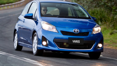 Toyota Moving Small Car Development To Europe