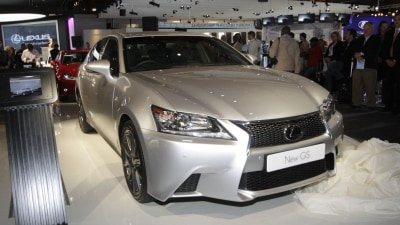 Lexus Planning Seven New F Sport Models For 2012