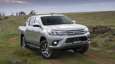 2018 Toyota HiLux Updated With New In-Demand Variants - Price And Features For Australia