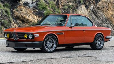 Robert Downey Jr's custom 1974 BMW 3.0 CS is certainly unique