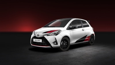 Two Hot New Toyota Yaris Models For Geneva Motor Show