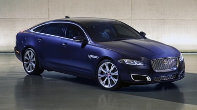 Jaguar XJ To Be Replaced - New Models Better Than New Variants: Report