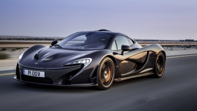 McLaren to build fully-electric supercar