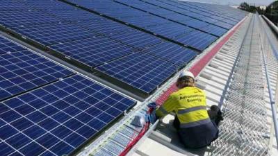 Toyota Turns To Solar Power In Altona