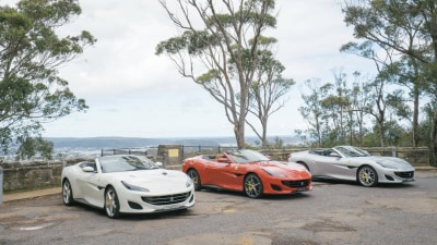 Ferrari Portofino 2019 first drive review