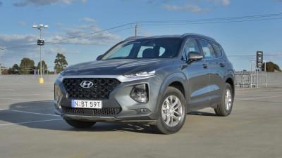 Hyundai Santa Fe Active 2018 new car review