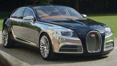 Bugatti mulling electric SUV – report