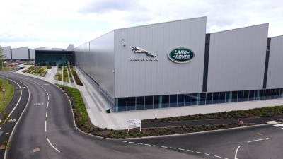 Jaguar Land Rover to use BMW front-drive platform for small crossovers - report