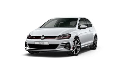 Volkswagen Golf Three-Door Returns With GTI Performance Edition 1