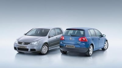 Volkswagen Edition and Pacific variants added to Golf range