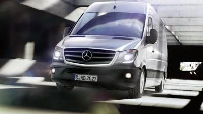 2014 Mercedes-Benz Sprinter Update Revealed
